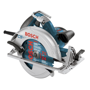 Bosch15-amp 7-1/4 corded circular saw  slightly damaged box S4B