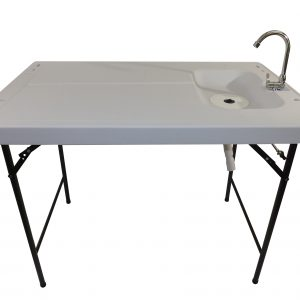 Premium Fillet Table Cleaning Station S5B