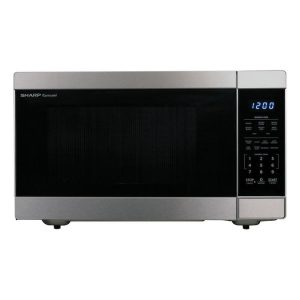 1.6 CU FT 1100-WATT Cntrtp Microwave (Stainless Steel) FL3