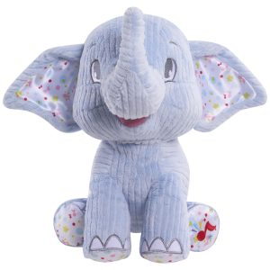 Nickelodeon Canticos: little elephant plush with sound S4B