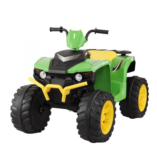 12V ATV Ride- On Electric Battery Powered LED Lights S4A