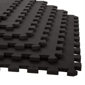 Foam Mat Floor Tiles, Interlocking EVA Foam Blue S3CA