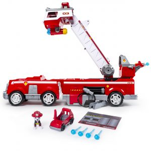 PAW Patrol Ultimate Rescue Fire Truck Ages 3& Up S4B