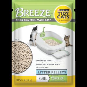 Purina Tidy cats breeze refill pellets S1B