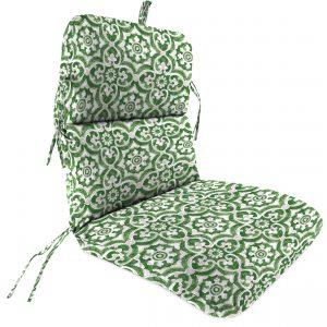 """Jordan Manufacturing chair cuahion herb,41""""Lx21""""W S2C"""
