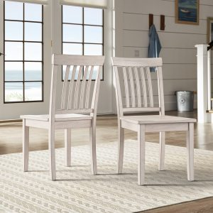 Mission Backwood Dining Side Chair (Set of 2) S5B