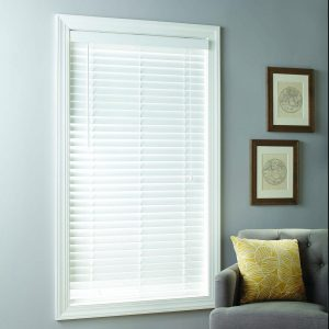 Better Homes Gardens 2inch wood blinds white 36x64inch S4A