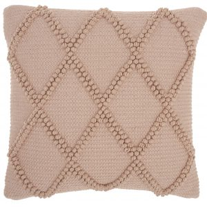 Life Style Decorative Pillow (BLUSH) S2C