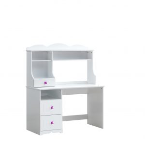 Meyer Hutch in White S2A