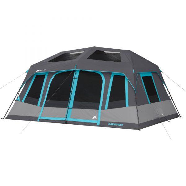 Ozark Trail 10-Person Dark Rest Instant Cabin Tent S8A
