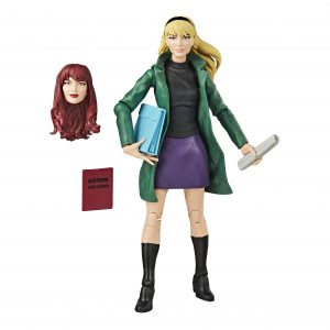 Marvel Legends 6inch Gwen Stacy S1B