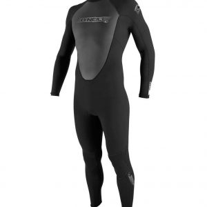 Wet Full Back Zip Suit S3B
