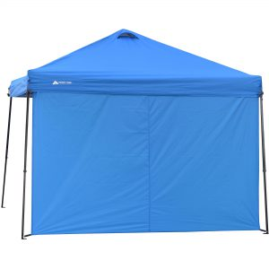 Ozark Trail Sun Wall 10x10(Accessory only), Blue S4C