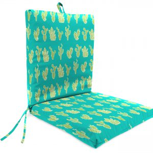 Cactus Piece Outdoor Dining Chair Cushion S2C