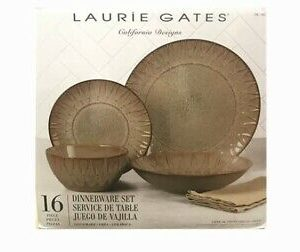 LAURIE GATES STONEWARE 14A02