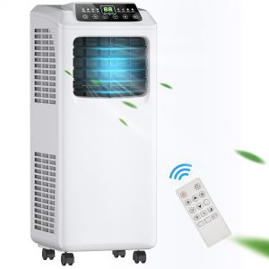 8,000BTU Air-Conditioner Electronic LED Controls FL3