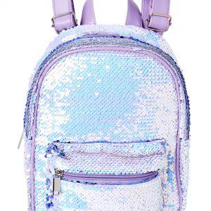 Girls Sequin Mini Backpack S1C