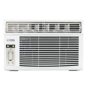 Commercial Cool 8000BTU window AC with remote S4B
