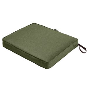 Montlake Classic Aaccessories  water resistant seat cushion fern green S2B