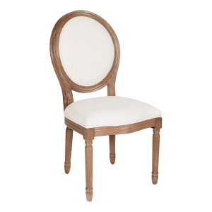 Lillian Oval Back Chair S3C