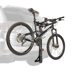 2 Bicycle Hitch Mounted Bike Rack 522RR S5A
