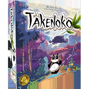 Takeonoko Strategy Board Game S4B