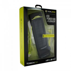 TORCH 250 FLASHLIGHT (no box) 11C03A