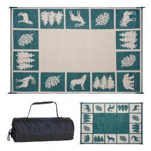 6ft x 9ft Hunter Mat (BEIGE COLOR) S1C