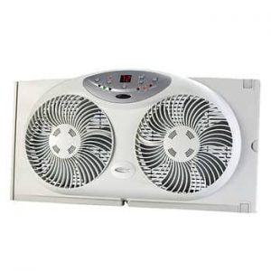 BIONAIRE WINDOW FAN 15A04