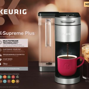 KEURIG K-SUPREME PLUS-C 13B04