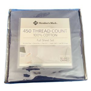450 Thread Count Twin/Twin XL Sheet Set S1B
