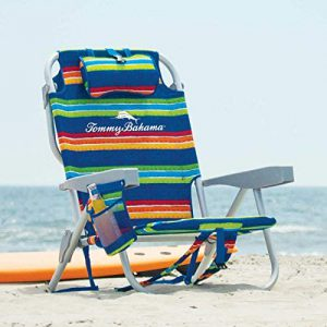 Tommy Bahama BEACH CHAIR CLS STRIPE ( USED )