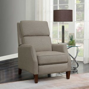 ADELLE FABRIC PUSHBACK Recliner