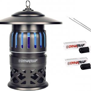 DYNATRAP INSECT TRAP UV Fluorescent with 2 Extra UV Bulbs LOC: 12B01