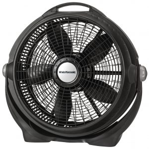 LasKo Wind Machine 3 Speed Fan(NO BOX) LOC:S3B03 LF