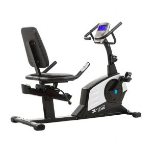 XTERRA Fitness SB250 Recumbent Bike with Advanced Console Features S9A