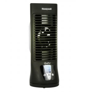 Honeywell QuietSet Slim Mini Tower Fan (BLACK) LOC: S3B03 MD