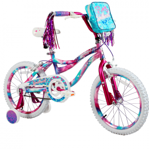 "Dynacraft 18"" Girls Sweetheart Bike S1A"