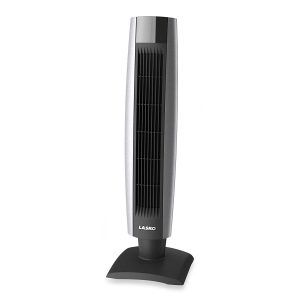37? Oscillating Tower Fan with Remote Control LOC: S3B03