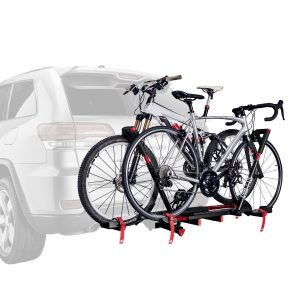 Allen Sports Premier Locking 2-Bike Tray Rack, Model AR200 S1A