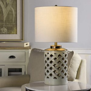 TREVISO TABLE LAMP STYLE LOC: 15B03