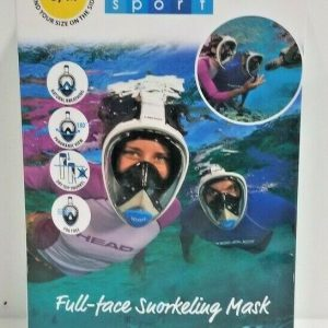 HEAD FULL FACE SNORKEL LOC: 11B04C